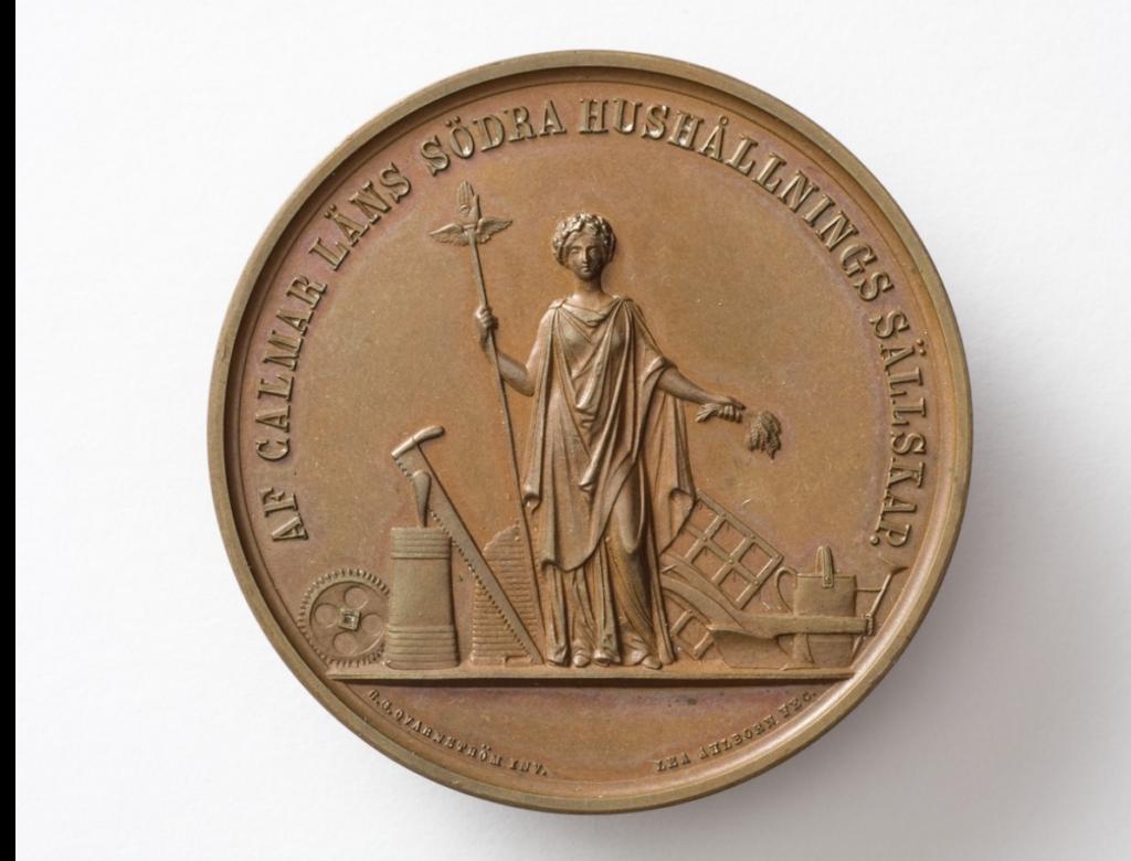 medalj jordbruk